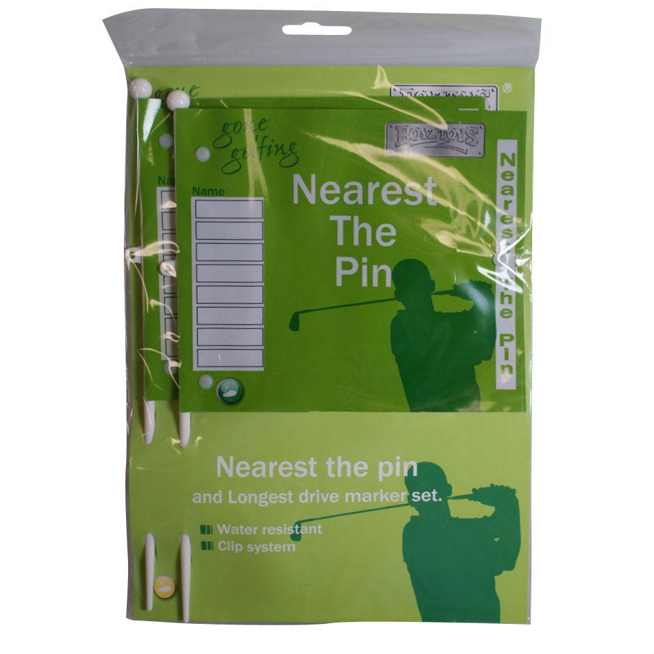Golf Närmast flaggan