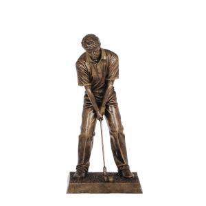 Golfspelare Dekoration