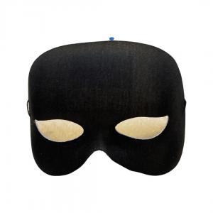 Ögonmask svart Phantom