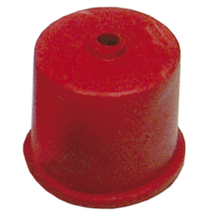 Gummihätta för jäsdunkar 30,40, 50, 60mm