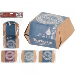 Hamburgerbox 6pack