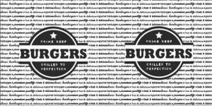 Hamburgerficka 20-pack