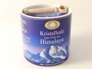Himalaya salt i burk inkl träsked