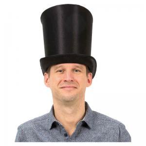 Hög hatt svart MEGA