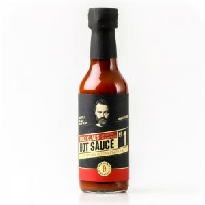Chili klaus Hot sauce Nr 1 smokey ghost 147ml