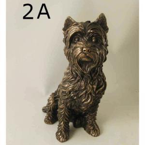 Hund staty olika raser