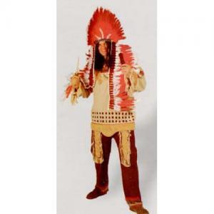 Indianhövding