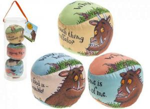 Jonglerbollar Gruffalo 7,5cm
