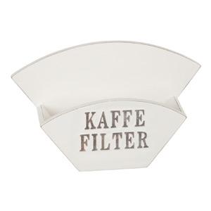 Kaffefilter hållare i trä