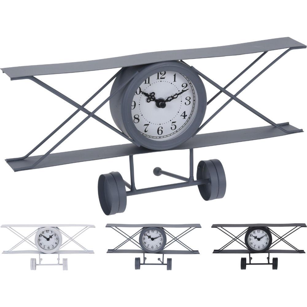 Klocka flygplan