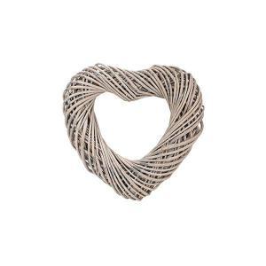 Krans hjärta stor D50cm