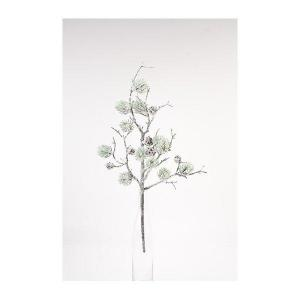 Kvist med snö H50cm