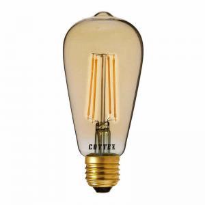 Lampa LED amber Dekorativ 6W