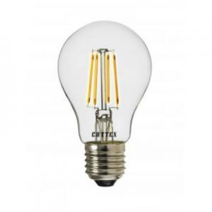 Lampa LED E27 klar 4w klot
