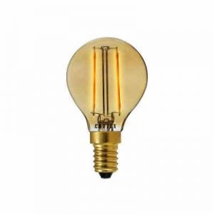 Lampa LED Klot E14 Amber 2 w