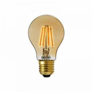 Lampa  LED Normal E27 Amber 4w