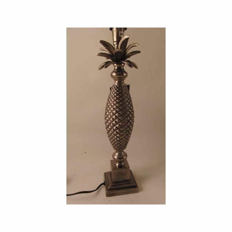 Lampfot ananas gunsmoke H44cm