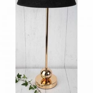 Lampfot Kula Guld H50cm