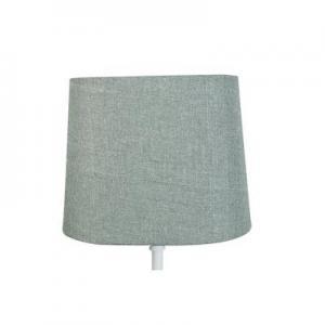 Lampskärm Oval Grön 23x16