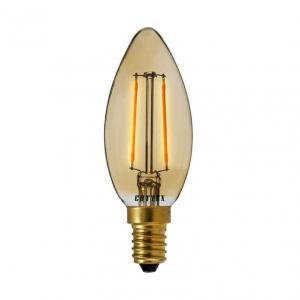 Lampa LED amber kron 2w