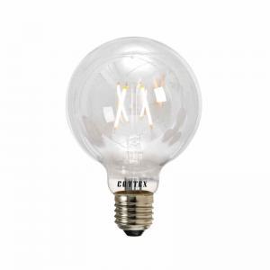 Lampa Led E27 0,6W GLOB 95mm