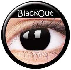 """Linser """" Black out """" 1par (1år)"""