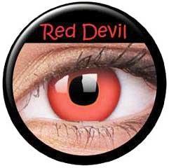 """Linser """" Red devil """" 1par ( 1år)"""