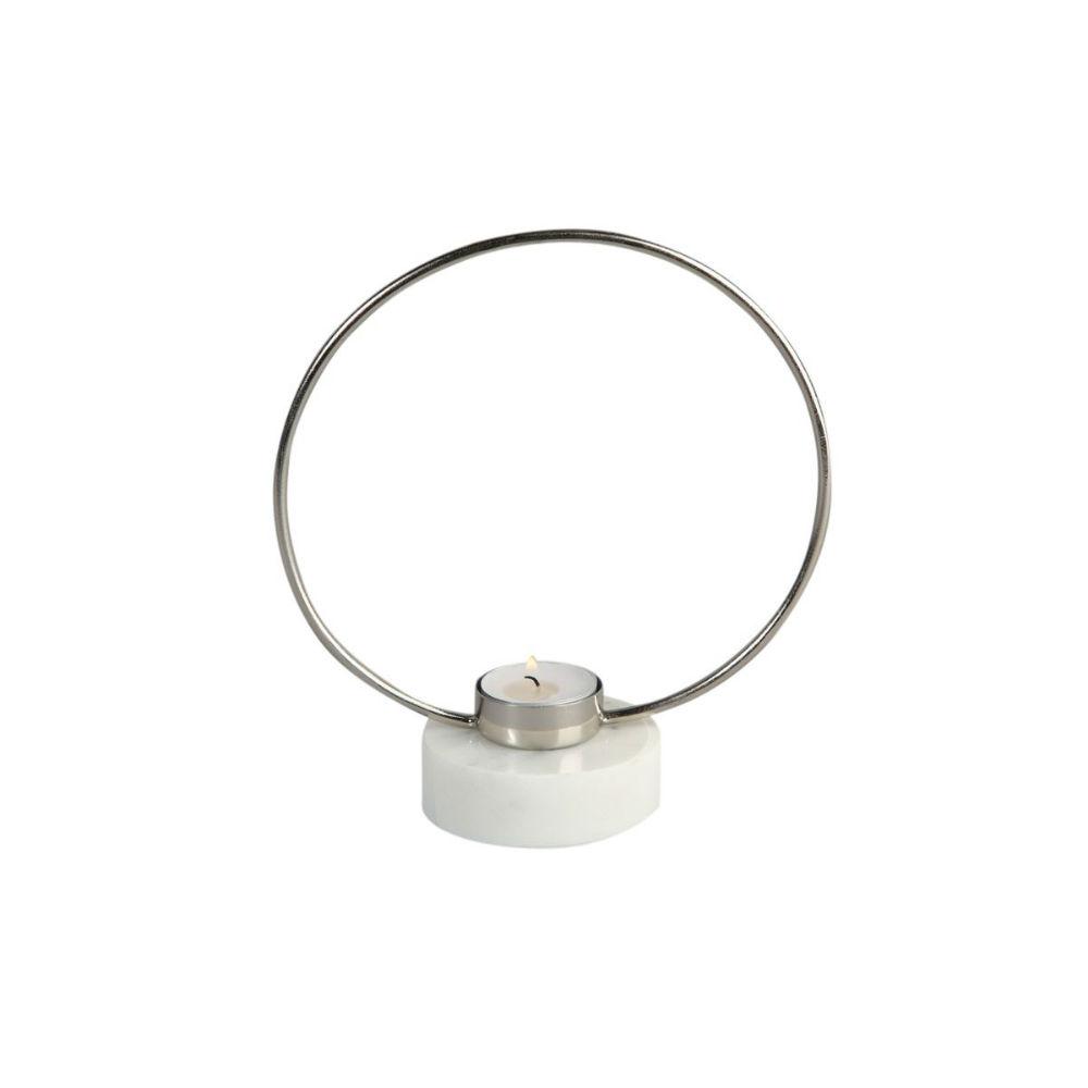 Ljusstake ring för värmeljus H20cm