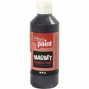 Magnetfärg svart 250ml