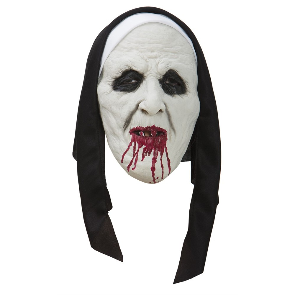 Mask skräck nunna