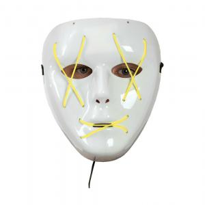 Mask Staty Gul LED