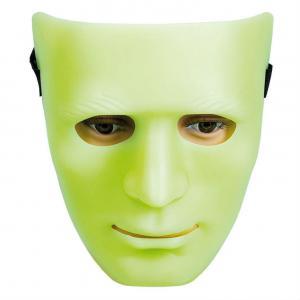 Mask Staty Plast Självlysande