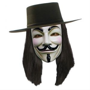 Mask V for vendetta