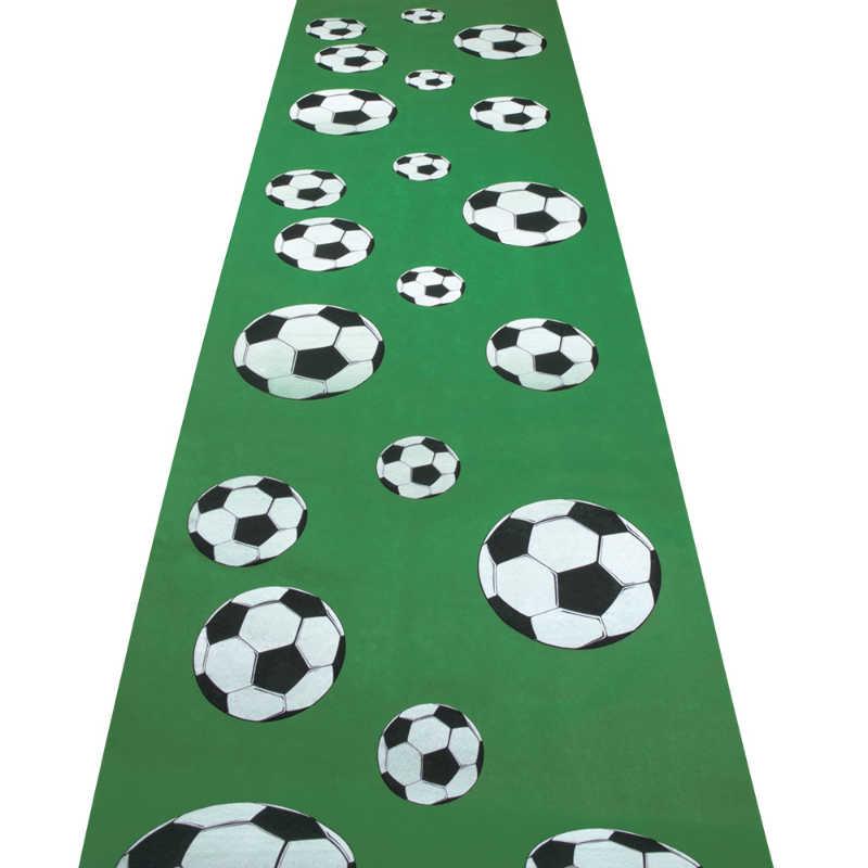 Matta fotbollar 450x60cm