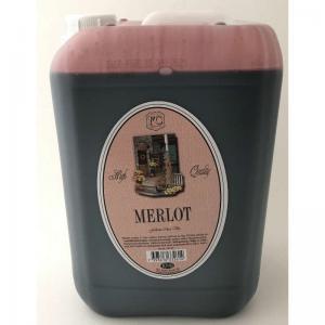 Merlot vinsats Rödvin 8kg