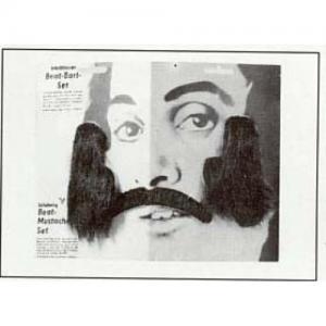 Mexikan polisong och mustasch