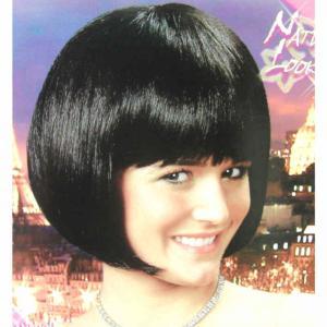 Michelle peruk svart page