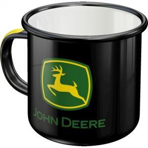 Mugg Emalj John Deere