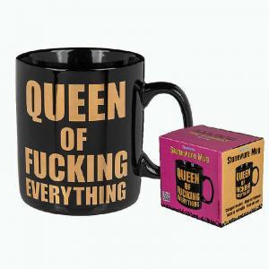 Mugg Queen of fucking....
