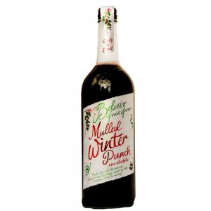 Mulled winter punch 75cl