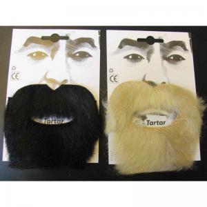 Mustasch och skägg Tartar