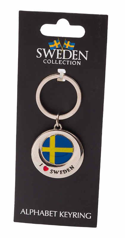 Nyckelring Sverige