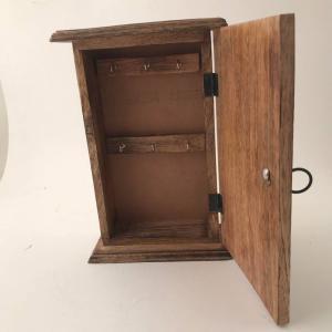 Nyckelskåp natur-Brun H27cm