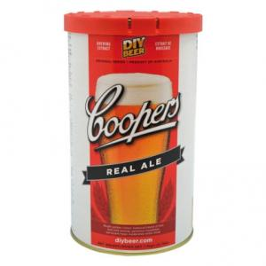 Ölsats Coopers Real Ale