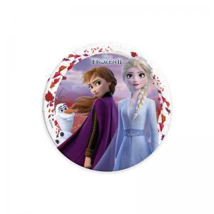Frozen II tallrik 23cm
