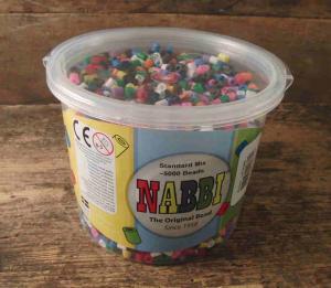 pärlor 5000 mixade