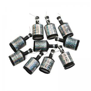Partypoppers Silver 8pack