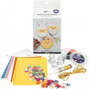 Påskägg paper crafts