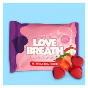 Love Breath Het strawberry colada