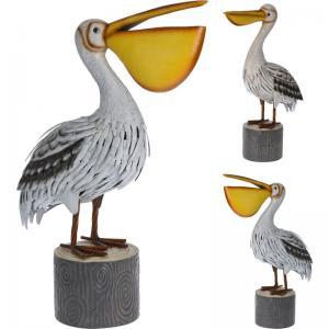 Pelikan plåt H40cm